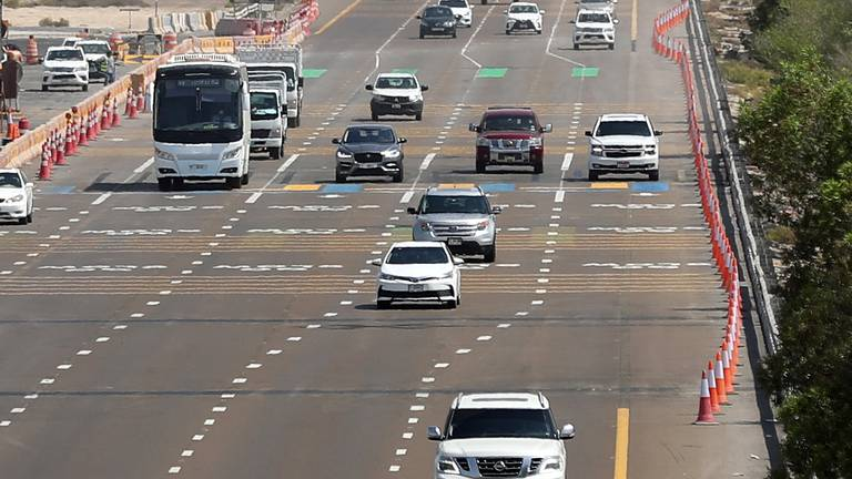 An image that illustrates this article UAE on road to recovery as Abu Dhabi border testing measures lifted