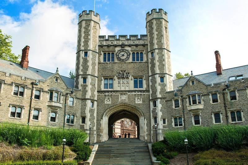 CW2RW2 Blair Hall, Princeton University, New Jersey, USA