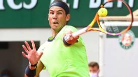 Rafael Nadal overcomes valiant Diego Schwartzman to reach French Open semi-finals