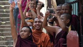 Fears of violence grow as curfew comes into force in Myanmar