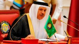 Bahrain names GCC head as new foreign minister