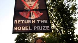 Massive protests in Bangladesh against Rohingya killings in Myanmar, but Nobel Institute says it can't strip Aung San Suu Kyi of her Peace prize