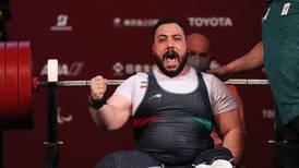 Rohallah Rostami seals first gold for Iran at Tokyo Paralympics