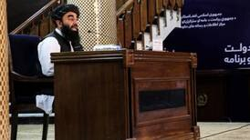 Wanted men and no women: Taliban announce new government of Afghanistan