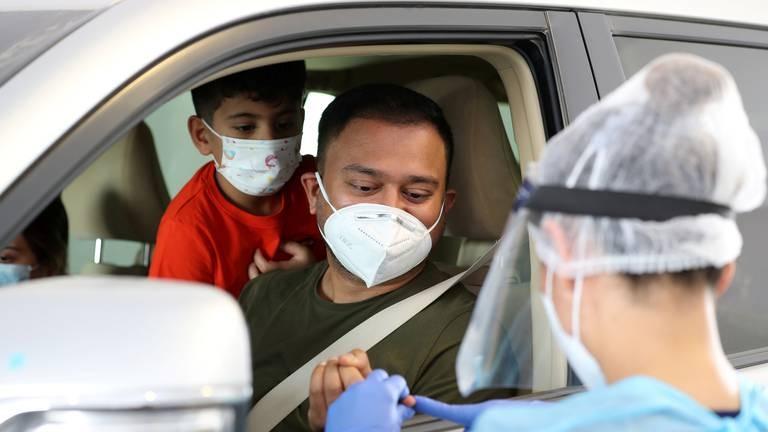 An image that illustrates this article Coronavirus: UAE records 136 new cases