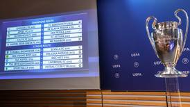 Uefa Champions League play-off draw: Liverpool and Napoli handed tough ties