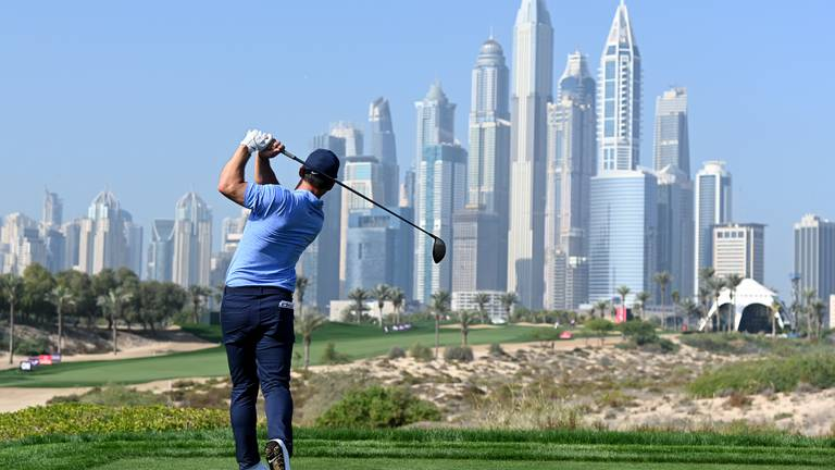 An image that illustrates this article Dubai Desert Classic outlines ambitions to become 'best event on European Tour'