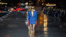 Paris Fashion Week: Saint Laurent makes a triumphant return and Balmain marks a milestone