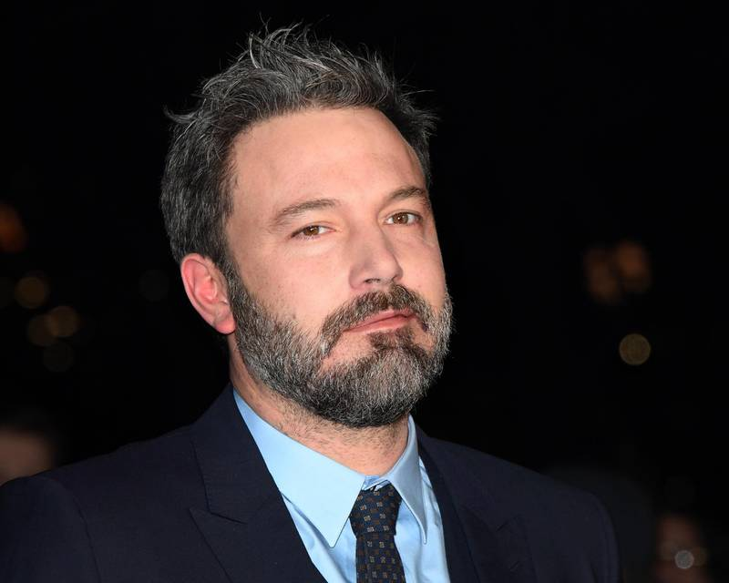 """LONDON, ENGLAND - JANUARY 11:  Actor Ben Affleck attends the film premiere of """"Live By Night"""" on January 11, 2017 in London, United Kingdom.  (Photo by Stuart C. Wilson/Getty Images)"""
