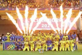 IPL 2021: Dhoni a champion again as Chennai Super Kings take title