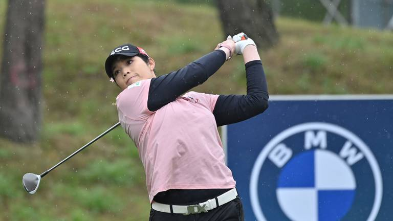 An image that illustrates this article Jutanugarn 'excited' to tee up Dubai Moonlight Classic debut