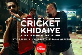 Pakistan celebrates T20 victory with 'Cricket Khidaiye' anthem by Coke Studio