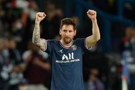 Pep Guardiola praises 'unstoppable' Messi after Champions League defeat