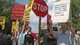 Freedom to criticise Israel is dealt another blow in the US