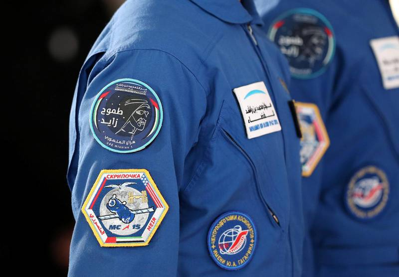 Dubai, United Arab Emirates - Reporter: Sarwat Nasir: Press conference by MBRSC to announce details of search for next UAE astronaut. Tuesday, 3rd of March, 2020. Downtown, Dubai. Chris Whiteoak / The National