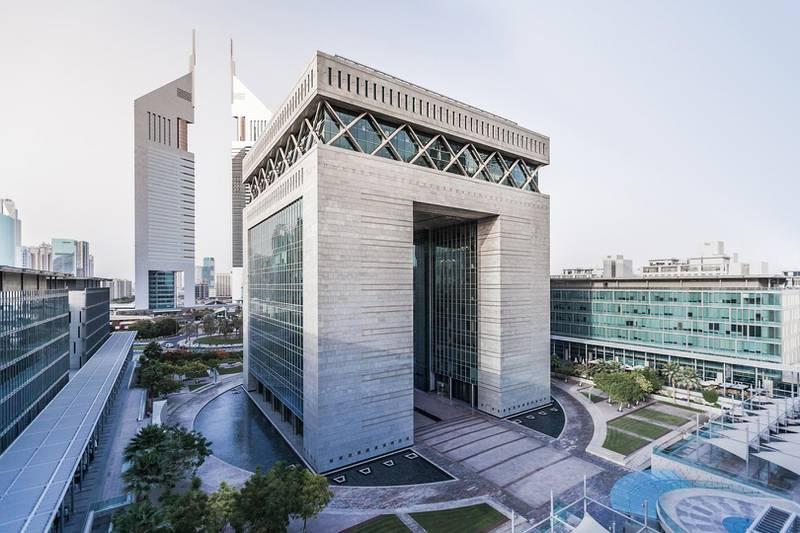 DIFC Gate building. Courtesy Dubai International Financial Centre Authority