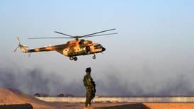 Taliban fight to control former British garrison district of Lashkar Gah