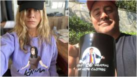 'Friends' cast team up to release first official merchandise line for charity