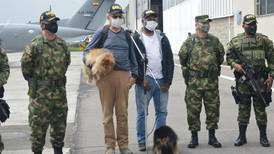 Colombia troops free kidnapped tourists and their dogs