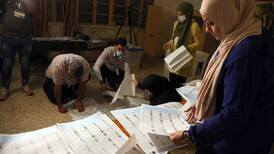 Iraq election shows gains for cleric Moqtada Al Sadr's bloc as final votes counted