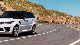 Road test: Range Rover's new Sport takes luxury off-roading to a new level