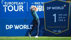 Victor Perez surges ahead at DP World Tour Championship but Race to Dubai wide open
