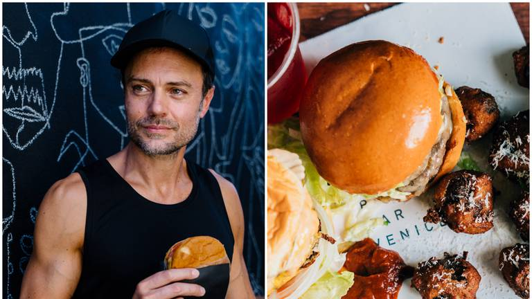 An image that illustrates this article California to Dubai: Celebrity chef David Myers on bringing Adrift Burger Bar to Expo 2020