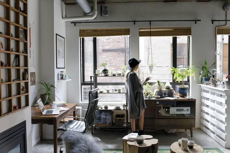 Virtual interior designer. Bench Accounting/ Unsplash
