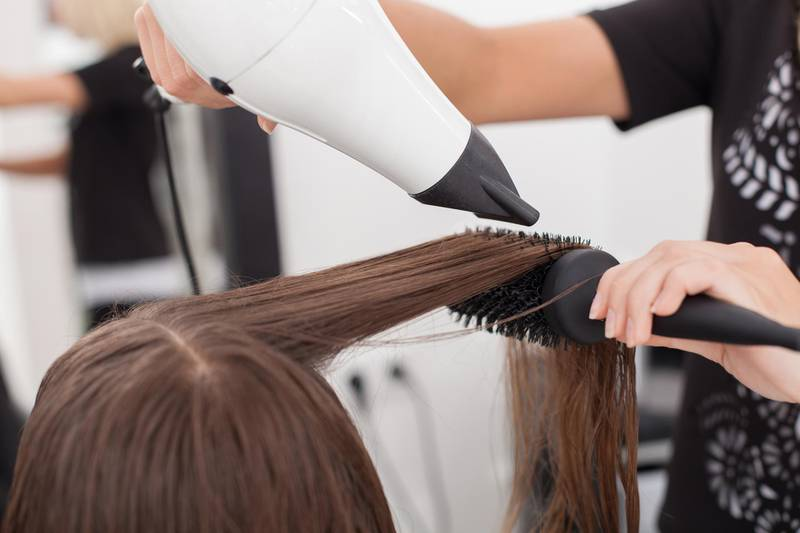 Beauty offer of frizz-free hair from The White Room. Courtesy The White Room *** Local Caption ***  al30ma-Top 10-9.jpg
