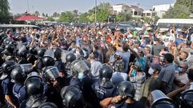 Political unrest in Tunisia could hamper economic recovery efforts