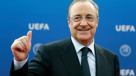 Real Madrid president Florentino Perez claims founder clubs 'cannot leave' the European Super League