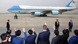 Trump-Kim talks collapse, leaving US president's deal talk in tatters