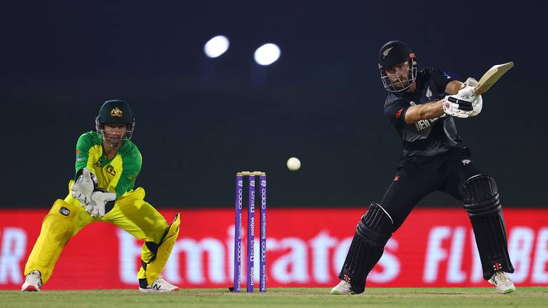 An image that illustrates this article Williamson hopes Pakistan v New Zealand 'played in right spirit' amid series row