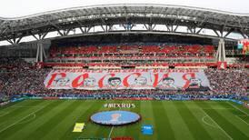<p>Russia's entire 2014 World Cup squad under investigation by Fifa</p>