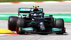 Valtteri Bottas edges Max Verstappen in first Spanish Grand Prix practice