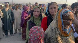 Afghanistan faces hunger crisis as the Taliban try to restore stability