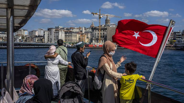 An image that illustrates this article Turkey one of eight countries removed from UK red list