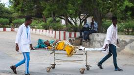 Female bomber in Mogadishu mayor's office targeted UN envoy