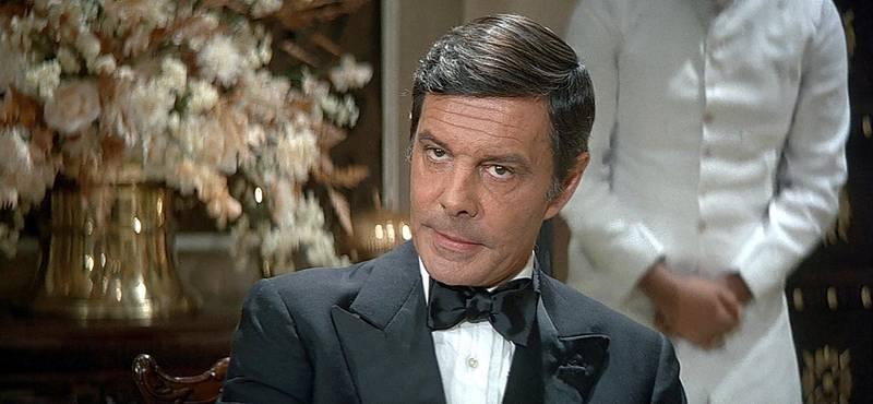 Louis Jourdan in Octopussy (1983)