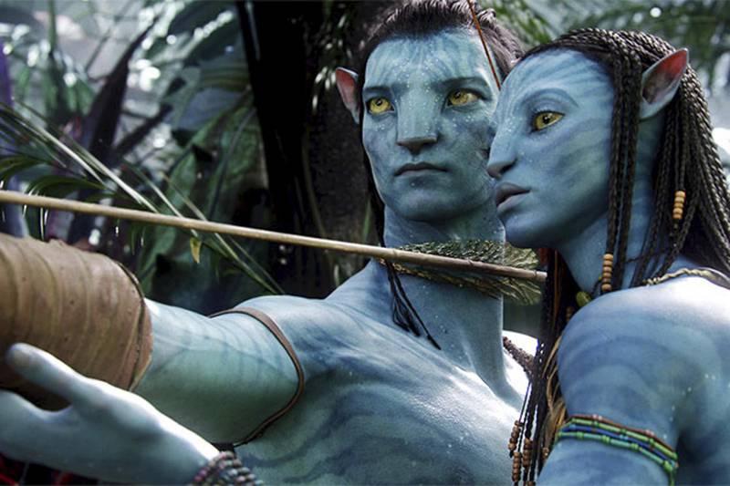 Avatar. AP Photo / 20th Century Fox