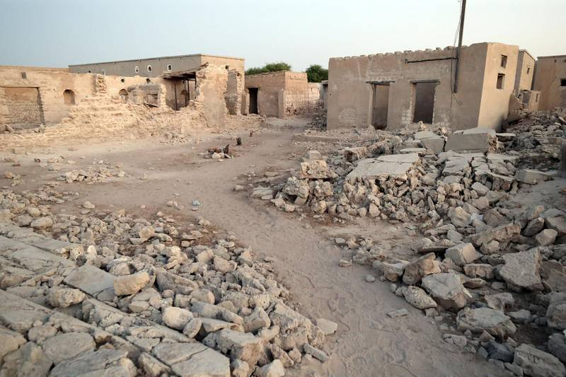 Ras Al Khaimah, United Arab Emirates - Anna Zacharias. News. The (mostly) abandoned pearling town of Al Hamra to learn whatÕs been unearthed in recent years, whatÕs been restored and what future plans for the village are. Monday, September 14th, 2020. Ras Al Khaimah. Chris Whiteoak / The National