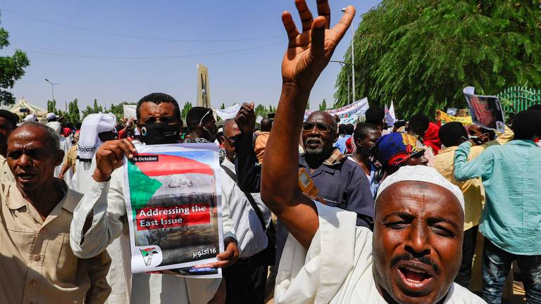 An image that illustrates this article Can Sudan overcome its 'worst and most dangerous crisis'?
