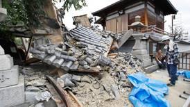 Magnitude 6.1 earthquake in Osaka, Japan, kills three and injures 200
