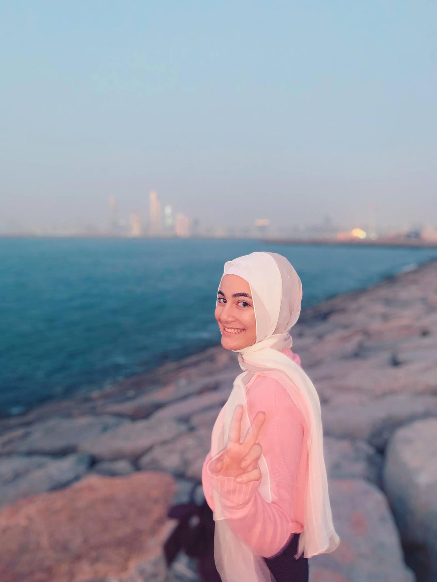 Nour Ahmed. Courtesy: Nour Ahmed
