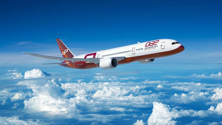 An image that illustrates this article DAE acquires 23 aircraft and signs 147 lease deals