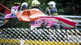 Racing driver Anthoine Hubert dies after Formula Two crash in Belgium