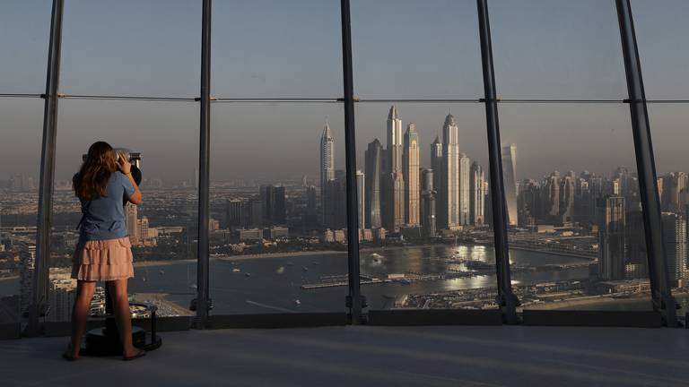An image that illustrates this article UAE and UK emerge as top staycation markets