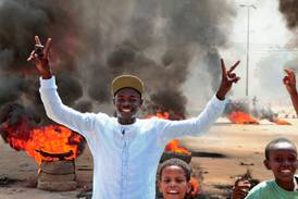 Sudanese activists vow not to back down until military rule ends