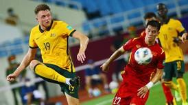 2022 World Cup qualifiers: Record-breaking Australia beat Vietnam and Japan bounce back