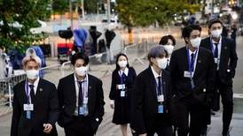 BTS at UN General Assembly: 'We are here to share the stories of our future generations'